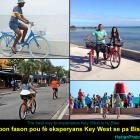 The best way to experience Key West is by Bike