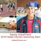 2016 Haitian Olympic Swimming Team, Naomy Grand'Pierre