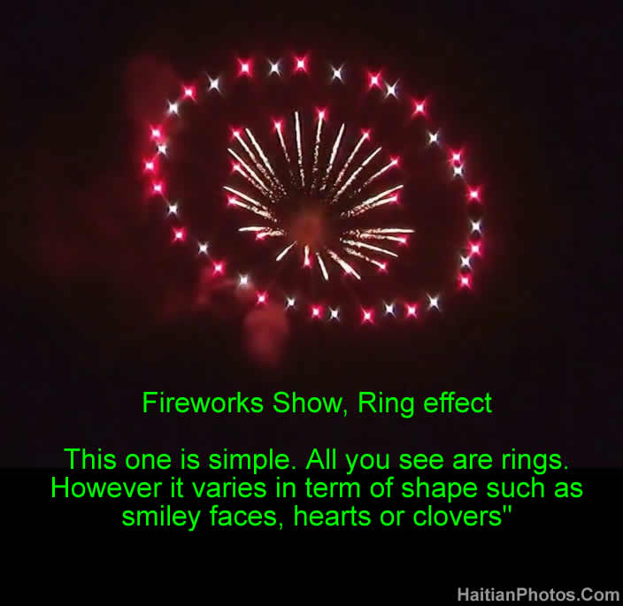 Fireworks Show, Ring effect
