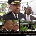 Gary Eugene new police chief of North Miami Police Department