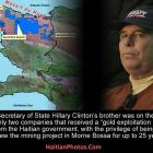 Hillary Clinton's brother and Haiti gold mine permit raises eyebrows
