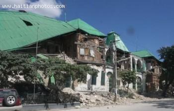 Palais Des Ministres - Port-au-Prince