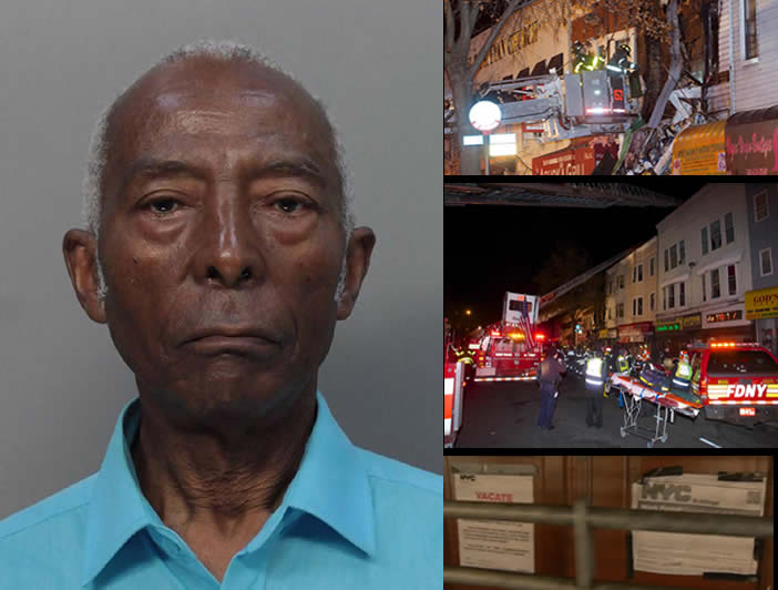 Haitian Pastor arrested for his role in deadly fire in New York