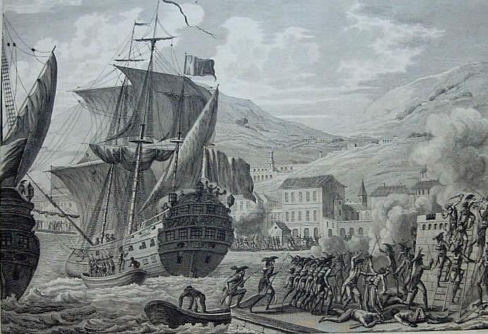 Cap-Haitien previously known as Cap‑Francais or Cap‑Henri