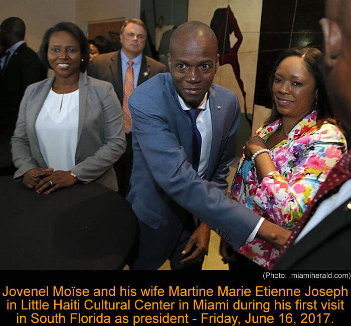 Jovenel Moise to seek another 12 months TPS extension for Haitians