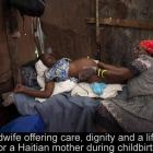 Midwife, Fanm Sage, could help avert Infant mortality in Haiti