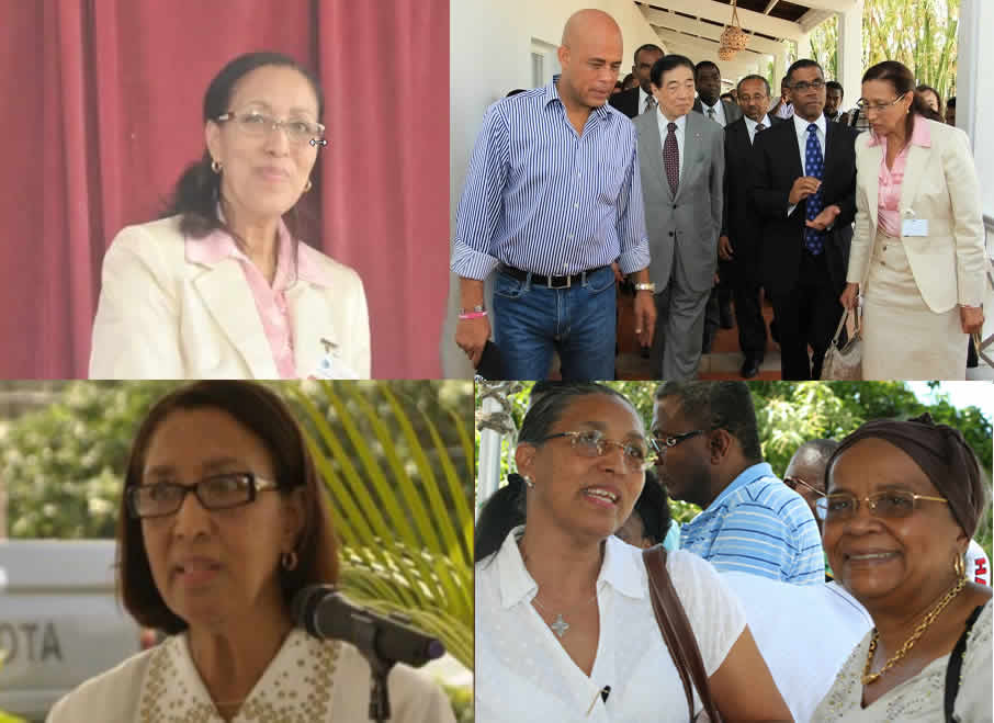 Dr. Michaelle Amedee Gedeon is dead