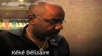 Haitiam Musician - Sak Passe Ayiti - Keke Belizaire