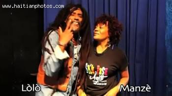 Haitiam Musician - Sak Passe Ayiti - Lolo And Manze