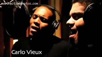 Kompa Music Artist - Sak Passe Ayiti - Michael Guirand And Carlo Vieux