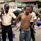 Gang Leader Grimo Arrested By Police Nationale D'Haiti