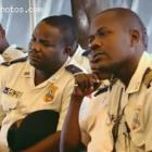 Senior Officials Of Haiti Police