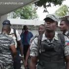 Haiti Police At Work