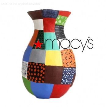 Macy's Haitian Art Collection