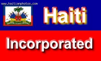 A Sign Of The Haitian Flag