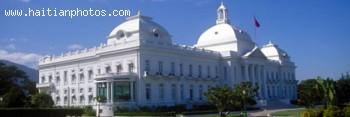 Haiti National Palace