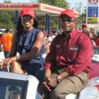 Andre Pierre, Attending Martin Luther King Parade