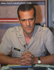 Raoul Cedras Coup D Etat - Jean-Bertrand Aristide