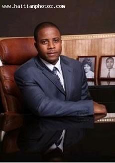 Andre Pierre, Mayor Of North Miami