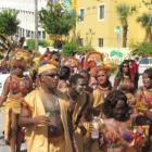 Haitian Participation In Miami Carnival 2009