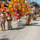 Carnival In Haiti Display Of Couleur
