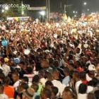 Carnival In Haiti In Champ De Mars