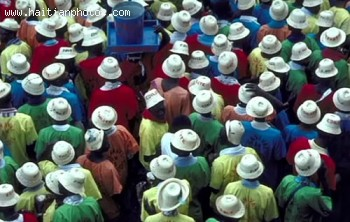 Carnival In Haiti Ti Chapeau