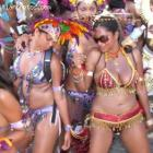 Carnival In Florida, A West Indian Style Parade