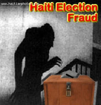 Haiti Election 2010 Marked By Fraud