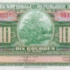 Haitian Currency