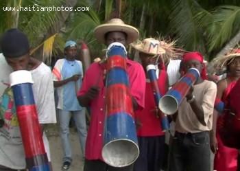 Rara Season In Haiti - The Musicians