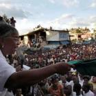 Mirlande Manigat Campaign In 2010 Haiti Election