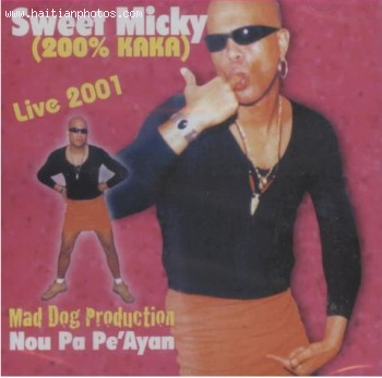 Michel Martelly AKA Sweet Micky Being Bad