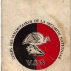 Pintade In The VSN Flag - Duvalier