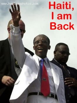 Jean-Bertrand Aristide Is Supposed To Be Back In Haiti