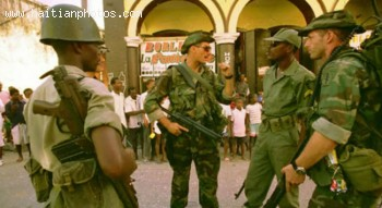 Jean-Bertrand Aristide Returned With US Military