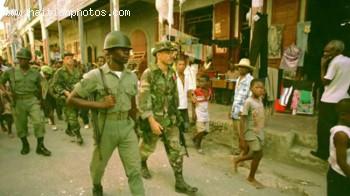 American Military Took Jean-Bertrand Aristide To Haiti