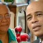 Mirlande Manigat And Michele Martelly