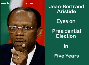 Jean-Bertrand Aristide And The Lavalas Party