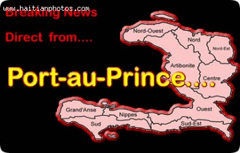 Breaking News From Port-au-Prince