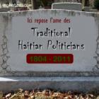 The End Of Traditional Politic In Haiti