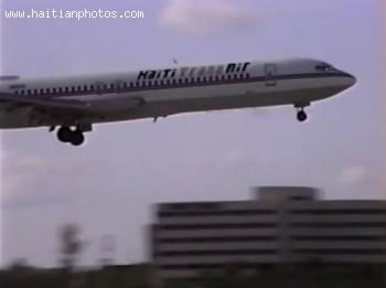 Haiti Trans Air In The Air