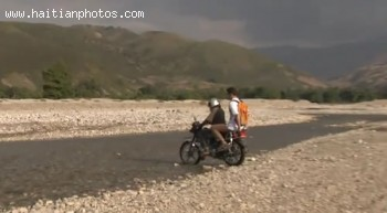 Haitian Transportation, Motorcycle