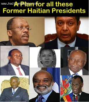 A List Of Former Haitian Presidents Living In Haiti In 2011