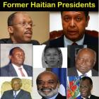 List Former Haitian Presidents