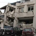 Bulding Destroyed By 2010 Haiti Earthquake