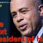 The Winner Of The 2011 Haiti Election, Michel Martelly
