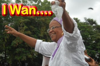 The Winner Of The 2011 Haiti Election Was Not Mirlande Manigat But Michel Martelly Instead