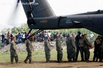 US Marines in Haiti