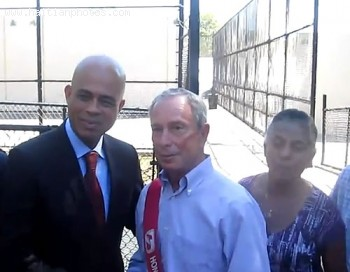 Haiti Election 2011 - Michel Martelly In New York City